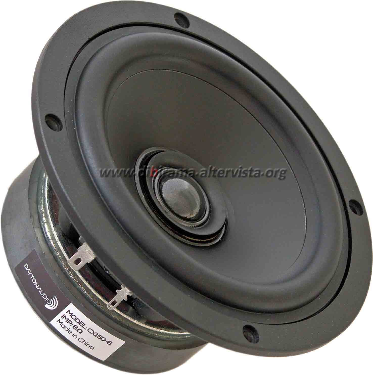 dayton audio cx150-8 front