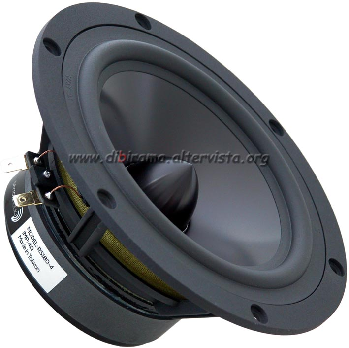 dayton audio rs100-4 front