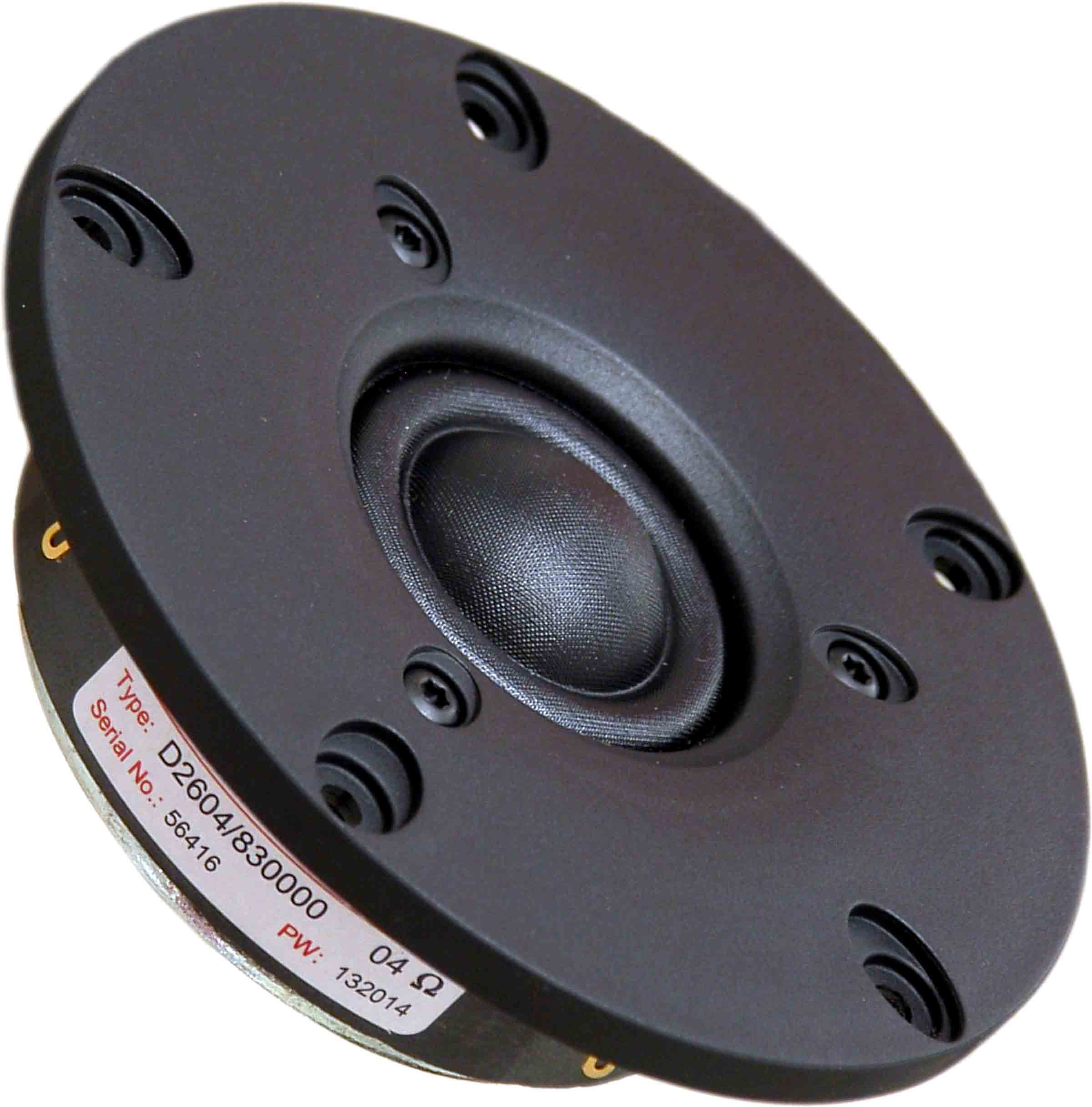 scan speak D2604-83000 front